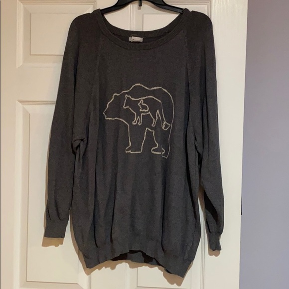 3 for $30 Urban Outfitters Animal Sweater